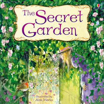 The Secret Garden by Lesley Sims