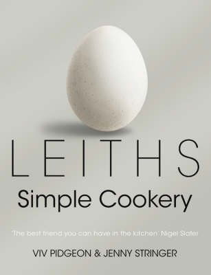Leiths Simple Cookery Bible by Jenny Stringer, Viv Pidgeon
