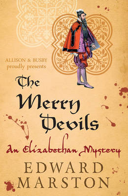 The Merry Devils by Edward Marston