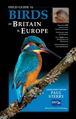 Field Guide to the Birds of Britain and Europe by