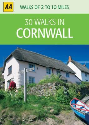 Cornwall by AA Publishing