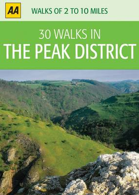The Peak District by AA Publishing
