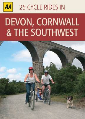 Devon, Cornwall and the Southwest 25 Cycle Rides in by