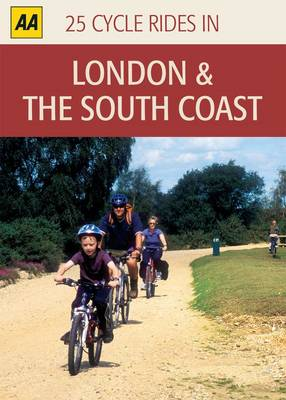 London and the South Coast 25 Cycle Rides in by