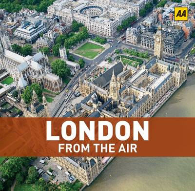 London from the Air by Jason Hawkes, Donna Dailey