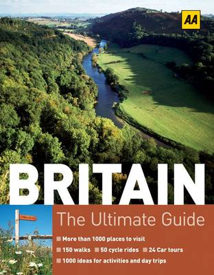 The Great Britain Guide by AA Publishing