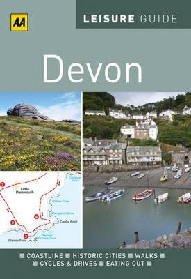 Devon by AA Publishing