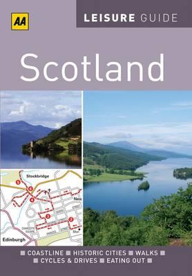 Scotland by AA Publishing