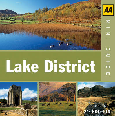 The Lake District by Mike Gerrard, John Morrision