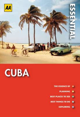 Cuba AA Essential Guides by Richard Sale