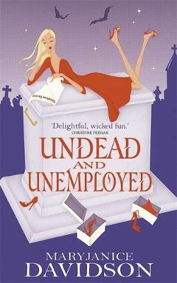 Undead and Unemployed by Mary Janice Davidson