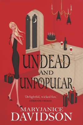 Undead and Unpopular by Mary Janice Davidson