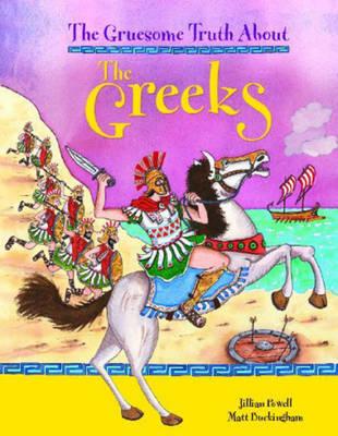 The Greeks by Jillian Powell