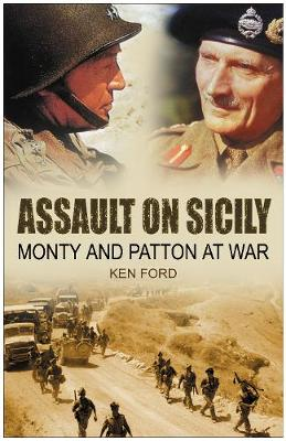 Assault on Sicily by Ken Ford