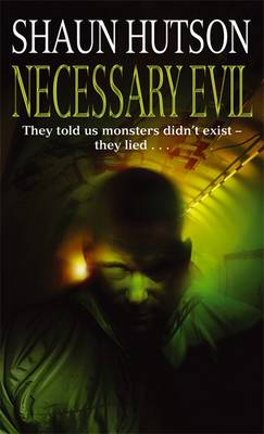 Necessary Evil by Shaun Hutson