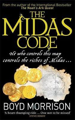 The Midas Code by Boyd Morrison