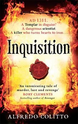 Inquisition by Alfredo Colitto