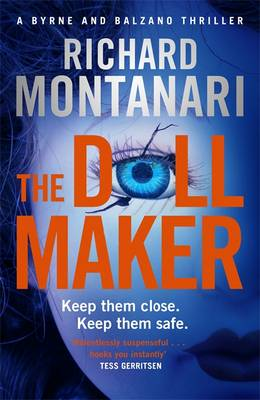 The Doll Maker by Richard Montanari