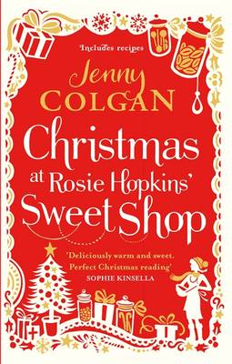 Christmas at Rosie Hopkins' Sweet Shop by Jenny Colgan