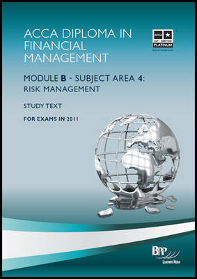 DipFM - Risk Management Study Text by BPP Learning Media