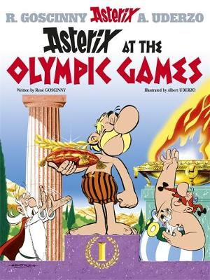 Asterix at the Olympic Games by Rene Goscinny, Albert Uderzo