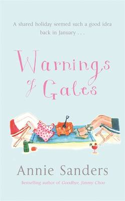 Warnings of Gales by Annie Sanders