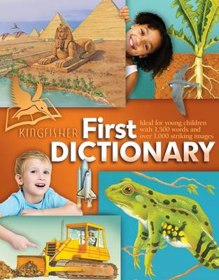 Kingfisher First Dictionary by John Grisewood