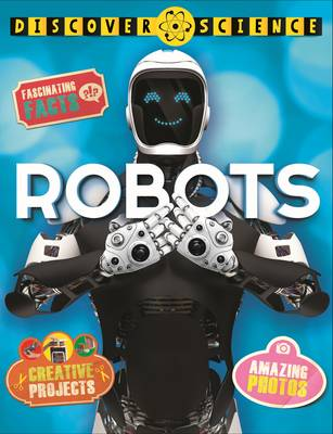 Robots by Clive Gifford
