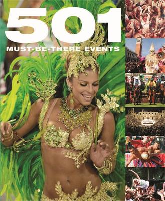 501 Must-be-there Events by David Brown, Arthur Findlay