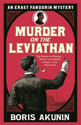 The Murder on the Leviathan by Boris Akunin