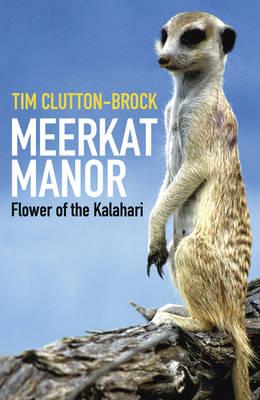 Meerkat Manor Flower of the Kalahari by Tim Clutton-Brock