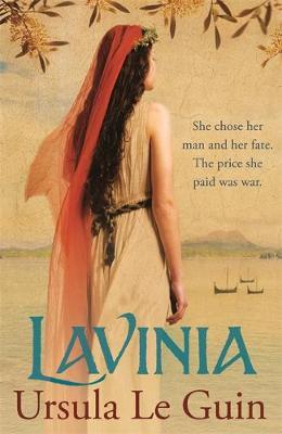 Lavinia by Ursula Le Guin