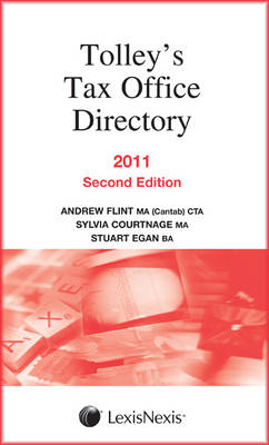 Tax Office Directory by Sylvia Courtnage, Stuart Egan