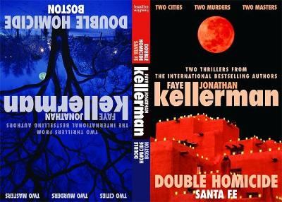Double Homicide by Faye, Kellerman, Jonathan Kellerman