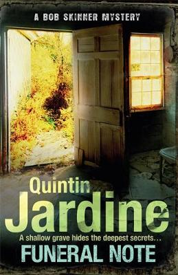 Funeral Note (Bob Skinner Series, Book 22) by Quintin Jardine
