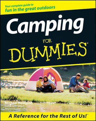 Camping For Dummies by Michael Hodgson