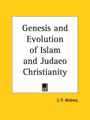 Genesis by J. P. Widney