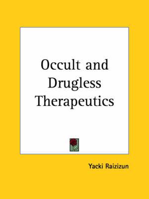 Occult by Yacki Raizizun