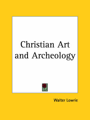 Christian Art by Walter Lowrie