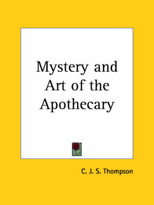 Mystery by C.J.S. Thompson