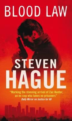 Blood Law by Steven Hague