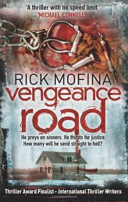 Vengeance Road (A Jack Gannon Thriller) by Rick Mofina