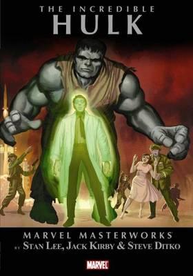 Marvel Masterworks: The Incredible Hulk Vol.1 by Stan Lee
