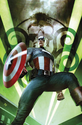 Captain America Hail Hydra by Jonathan Maberry