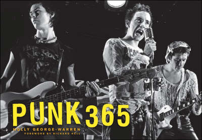 Punk 365 by Holly George-Warren, Richard Hell