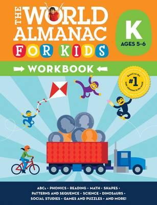 World Almanac Workbook: Pre-K by Economos Brunelle Smith