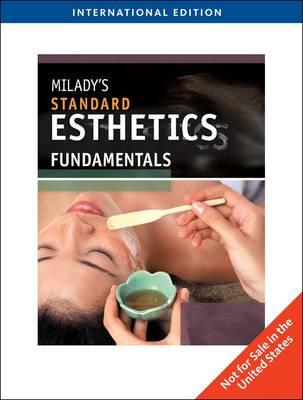 Milady's Standard Esthetics Fundamentals by Joel Gerson