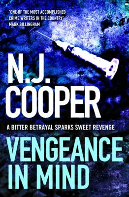 Vengeance in Mind by N. J. Cooper