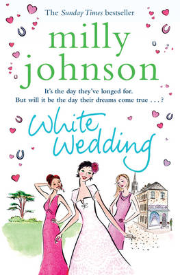 White Wedding by Milly Johnson