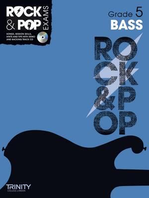 Trinity Rock & Pop Bass Grade 5 by